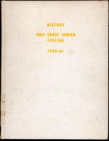 A History of Gulf Coast Junior College for 1960-1961