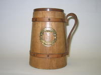 Drinking vessel, image a