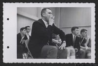 1966 Basketball coach Roger Couch