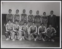 1961 Basketball Team - editted
