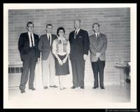 Baptist Student Union Officers, 1961
