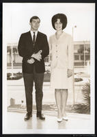 1967 Mr. and Miss Gulf Coast